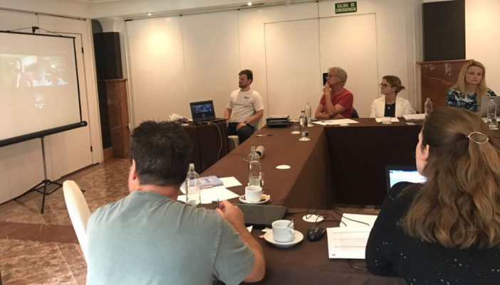 """Outcomes from the """"Raw Materials Foresight Methodology Workshop"""" in Las Palmas, Gran Canaria"""