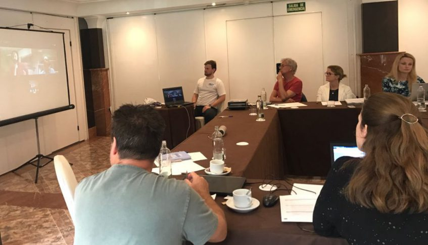 "Outcomes from the ""Raw Materials Foresight Methodology Workshop"" in Las Palmas, Gran Canaria"